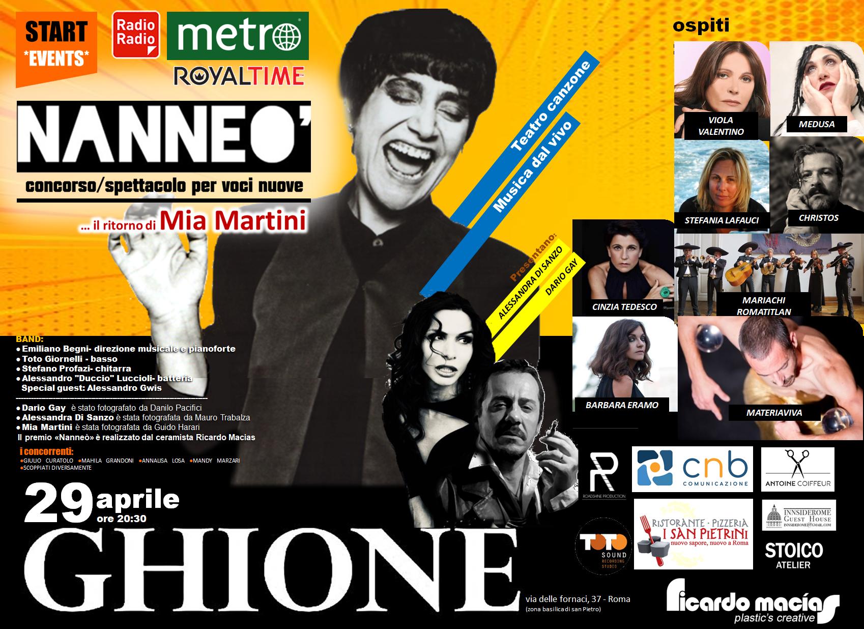 Nanneò... il ritorno di Mia Martini (III ed.)